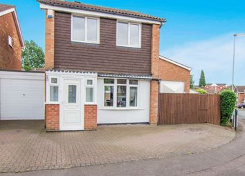 Thumbnail 3 bed detached house for sale in Parkfield Crescent, Two Gates, Tamworth