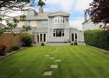 4 bed semi-detached house for sale in Torr Lane, Hartley, Plymouth PL3