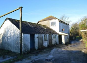 Thumbnail 3 bed detached house for sale in Trelan Gate, Trelan, Helston, Cornwall