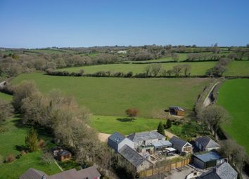 Thumbnail 5 bed detached house for sale in Tresarrett, Bodmin