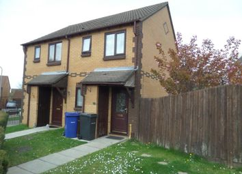 Thumbnail 2 bed semi-detached house to rent in Bull Close, Chafford Hundred