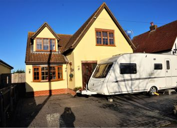 Thumbnail 3 bed detached house for sale in Willow Avenue, Frinton-On-Sea