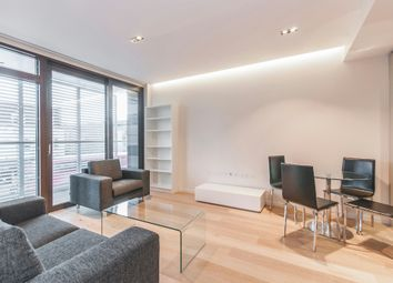 Thumbnail 1 bed flat to rent in Goods Way, London