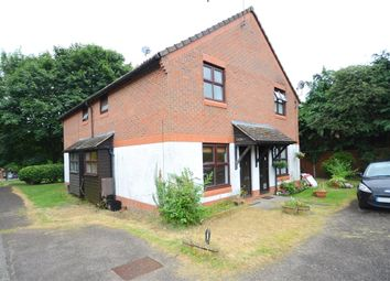 Thumbnail 1 bed terraced house for sale in Nutmeg Close, Earley, Reading