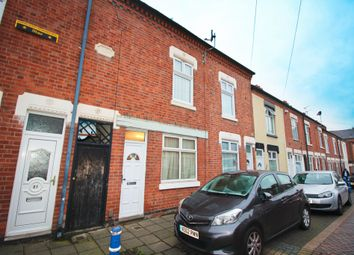 Thumbnail 3 bed terraced house for sale in Worthington Street, Leicester