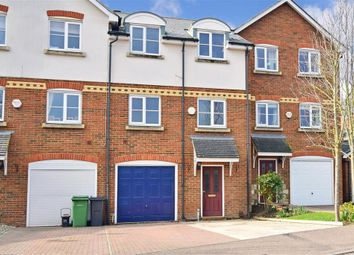 Thumbnail 4 bed town house for sale in Farleigh Lane, Maidstone, Kent