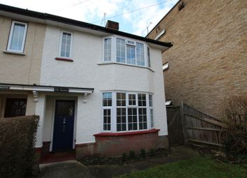 Thumbnail 3 bed terraced house to rent in Brocket Road, Hoddesdon