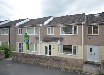 Thumbnail 3 bed terraced house for sale in Totnes Close, Plympton, Plymouth