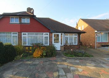 Thumbnail 2 bed bungalow for sale in Longford Gardens, Sutton