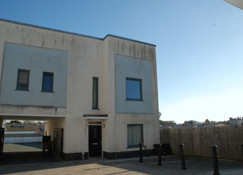Thumbnail 3 bedroom link-detached house to rent in Ker Street, Plymouth