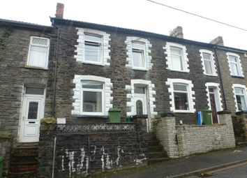 Thumbnail 3 bed property to rent in Tower Street, Treforest, Pontypridd