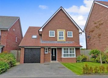 Thumbnail 5 bed detached house for sale in Silverlea Road, Lostock Gralam, Northwich, Cheshire