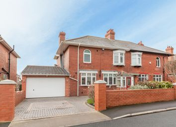 Thumbnail 4 bedroom semi-detached house for sale in Cleveland View, South Bents, Sunderland