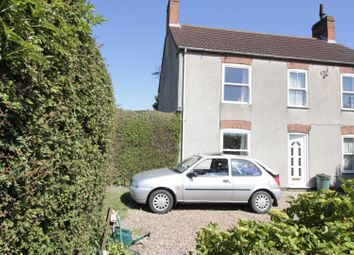 Thumbnail 2 bed semi-detached house for sale in Layby Cottage, Lincoln, Lincolnshire