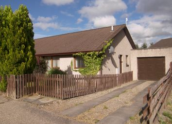 Thumbnail 2 bed semi-detached bungalow for sale in Morlich Place, Aviemore