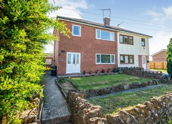 Thumbnail 3 bed semi-detached house for sale in Larkhill Road, Yeovil