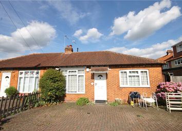 Thumbnail 2 bed semi-detached bungalow for sale in Vegal Crescent, Englefield Green, Surrey