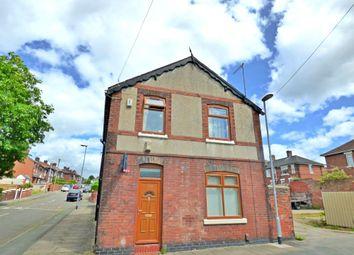 Thumbnail 1 bedroom flat to rent in Warrington Street, Fenton, Stoke On Trent
