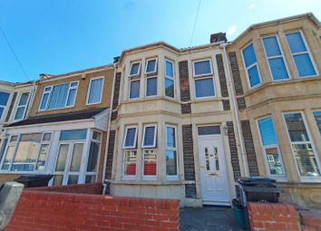 Thumbnail 3 bed terraced house to rent in College Avenue, Fishponds, Bristol