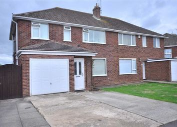 Thumbnail 3 bed semi-detached house for sale in Ashwood Way, Hucclecote, Gloucester
