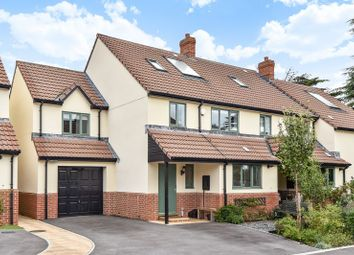 Thumbnail 5 bed semi-detached house for sale in Mayflower Close, Bristol