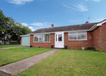 Thumbnail 3 bedroom semi-detached bungalow for sale in Woodlands, Chelmondiston, Ipswich