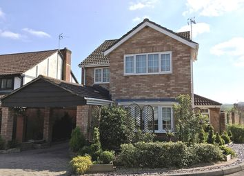 Thumbnail 4 bed detached house for sale in Adam Close, Usk