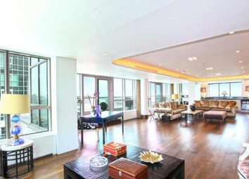 Thumbnail 4 bed flat for sale in Kestrel House, St George Wharf, Vauxhall, London