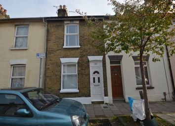 Thumbnail 3 bed terraced house to rent in St. Marks Houses, Saxton Street, Gillingham