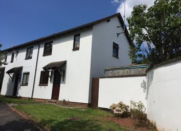 Thumbnail 3 bedroom terraced house to rent in Richards Close, Dawlish