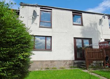 Thumbnail 2 bed terraced house to rent in Chestnut Road, Dingwall
