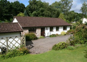 Thumbnail 3 bed detached bungalow for sale in Heathfield Meadow, Bovey Tracey, Newton Abbot