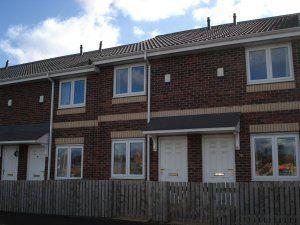 Thumbnail 2 bed mews house to rent in Talbot Street, Stockton-On-Tees