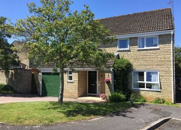 Thumbnail 4 bed detached house for sale in The Close, Kington St Michael, Chippenham, Wiltshire