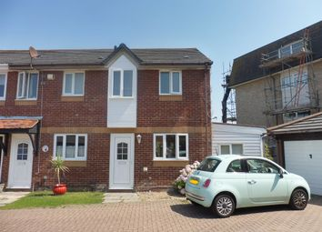 Thumbnail 2 bed end terrace house for sale in The Strand, Hayling Island