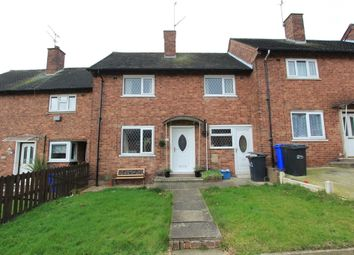 Thumbnail 3 bed terraced house for sale in Lowedges Crescent, Sheffield