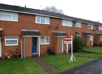 Thumbnail 2 bed terraced house for sale in Hayden Avenue, Oadby, Leicester