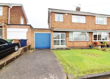 Thumbnail 3 bed semi-detached house for sale in Essex Drive, Garden Estate, Washington, Tyne & Wear
