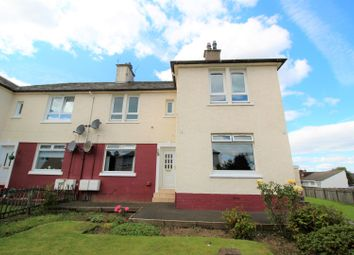 Thumbnail 3 bedroom flat for sale in Quarry Avenue, Glasgow