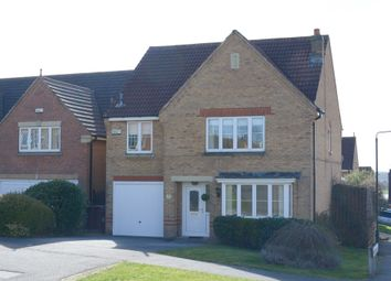 Thumbnail 4 bedroom detached house for sale in Cottam Drive, Barlborough, Chesterfield
