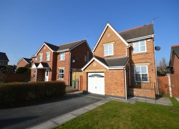 Thumbnail 3 bed detached house for sale in Cornflower Way, Moreton, Wirral