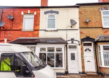 Thumbnail 3 bed terraced house for sale in Alexandra Road, Handsworth, Birmingham