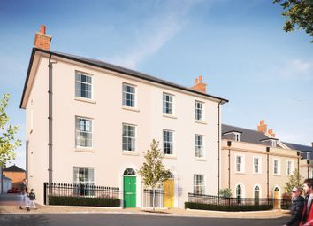 Thumbnail 4 bed semi-detached house for sale in Hayward Road, Poundbury, Dorchester