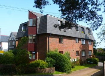Thumbnail 3 bed flat for sale in Croft Road, Crowborough