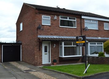 Thumbnail 3 bed semi-detached house to rent in Mullion Close, Liverpool