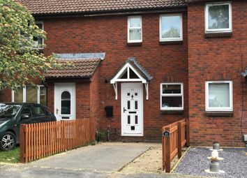 Thumbnail 2 bed terraced house for sale in Harold Close, Totton, Southampton