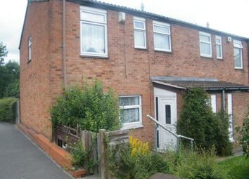 Thumbnail 2 bedroom end terrace house for sale in Lynfield Close, Birmingham, West Midlands