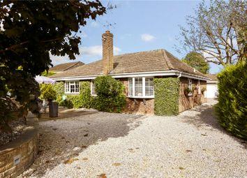 Thumbnail 4 bed detached bungalow for sale in The Meadows, Churt, Farnham, Surrey