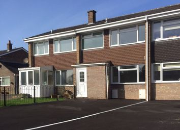 Thumbnail 3 bed terraced house for sale in Keward Close, Wells