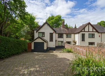 Thumbnail 3 bed semi-detached house to rent in Sandy Lane, Newcastle-Under-Lyme